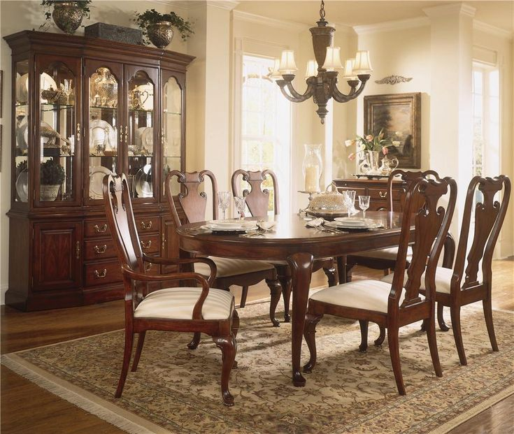 46 best Around the Table images on Pinterest | Dining room sets, 7 ...