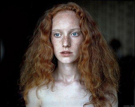 Swiss redhead lesbians