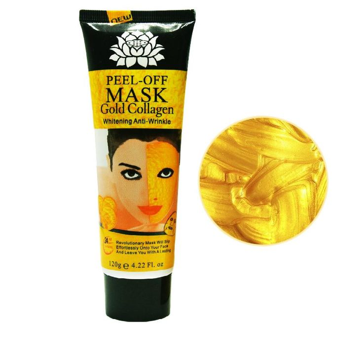 24K Gold Mask - Anti wrinkle