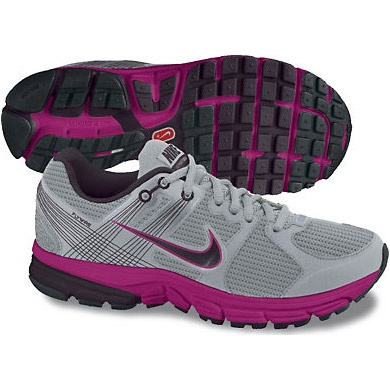 Women's Nike Zoom Structure +15 | Running Shoes | Reccomended for: Overpronators, runners with flat feet, heavier runners - a great high mileage stability shoe.