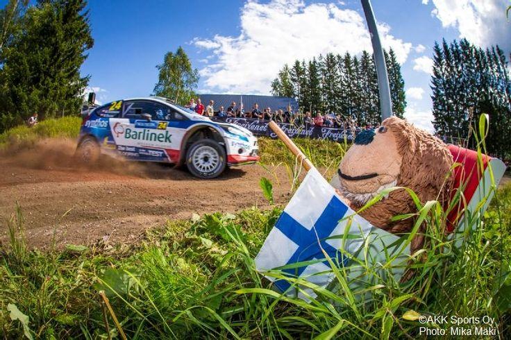 Neste Rally Finland. ©AKK Sports Oy Photo: Mika Mäki.