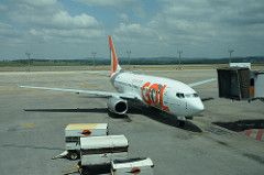 G3 B737 CNF (Luis Fernando Linares) Tags: aviation avgeek boeing 737700 cnf planespotting prgig b737 gol brasil sbcf 737ng