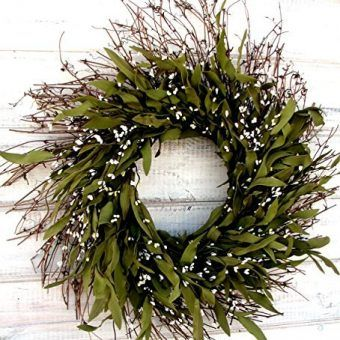 Rustic-Twig-Wreath-Fall-Wreath-Bay-Leaf-Wreath-Country-Cottage-Wreath-Farmhouse-Wreath-Holiday-Home-Decor-Year-Round-Wreath-Door-Wreath-Rustic-Home-Decor-0-0