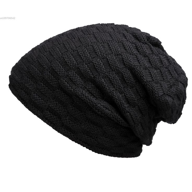 >> Click to Buy << Unisex Men Women Casual Solid Stretchy Braid Pattern Knitted Beanie Hat Winter Fashion #Affiliate