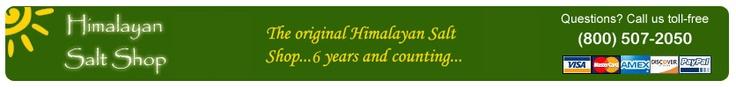 Himalayan Salt Inhaler  (Dr. Oz Recommended)