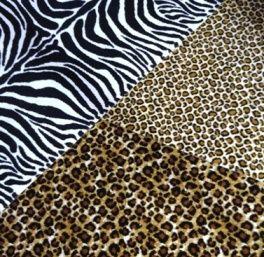 Moquettes laine motifs animaliers - Moquette Zèbre - Moquette Panthére Ocelot  - Moquette Léopard