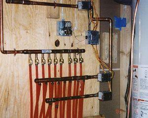 Radiant Floor Heating Systems - Minnesota