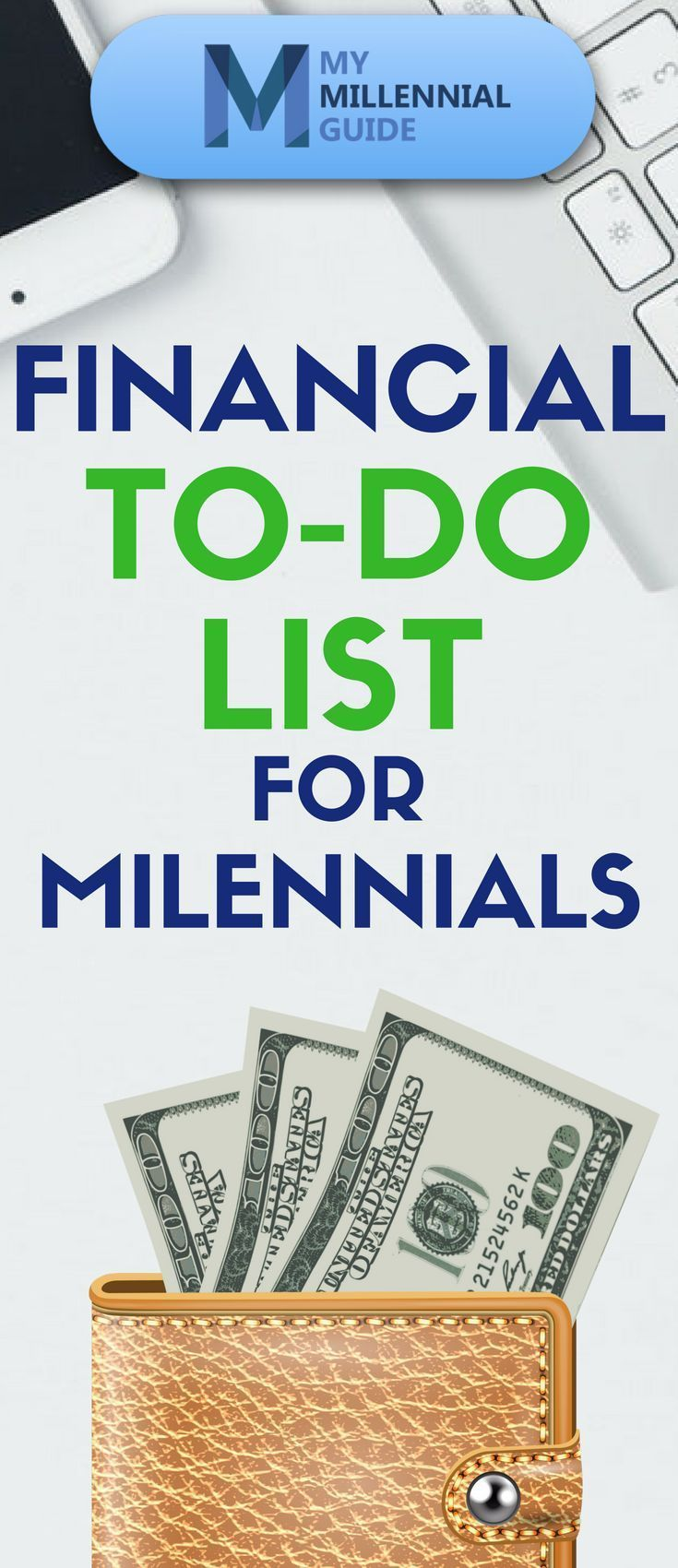 Financial Tips for Millennials to Get Your Money in Shape for 2019