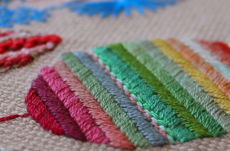 Taller de tres días (9 horas). Traspasaremos el campo de la artesanía para entrar de lleno al arte. en MADRID (23/09/2015) – YOLANDA ANDRÉS EMBROIDERY, apúntate online en The Hobby Maker