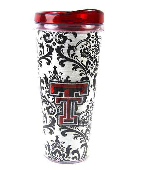 Texas Tech 18-Oz. Travel Mug