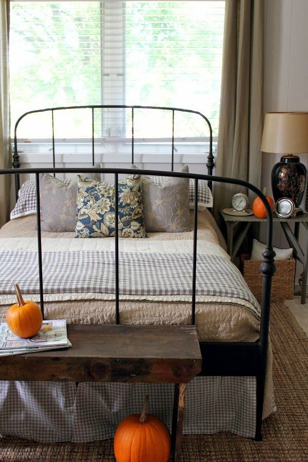 343 best Home Inspiration images on Pinterest Farmhouse living - farmhouse bedroom ideas