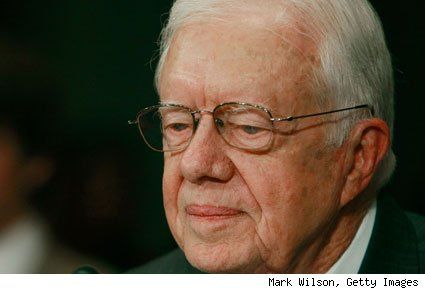 "Love you President Carter: After more than 60 years together, Jimmy Carter has announced himself at odds with the Southern Baptist Church. He called the decision ""unavoidable"" after church leaders prohibited women from being ordained and insisted women be ""subservient to their husbands."" Said Carter   ""At its most repugnant, the belief that women must be subjugated to the wishes of men excuses slavery, violence, forced prostitution, genital mutilation and national laws that omit rape as a…"