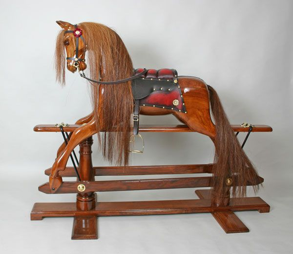 Wood Rocking Horse See more Discover thousands of images about Wooden Rocking Horses on Pinterest Shop for Wood Rocking Horse