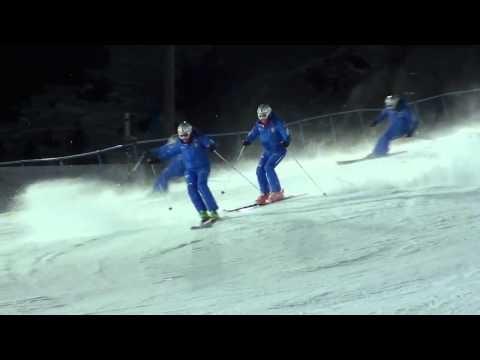 Contemporary Skiing - YouTube