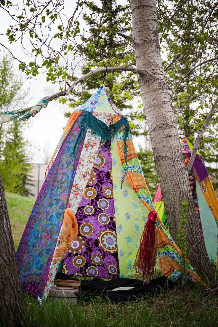 Bed canopy gypsy - Gypsy Play Tent Bed Canopy Handmade