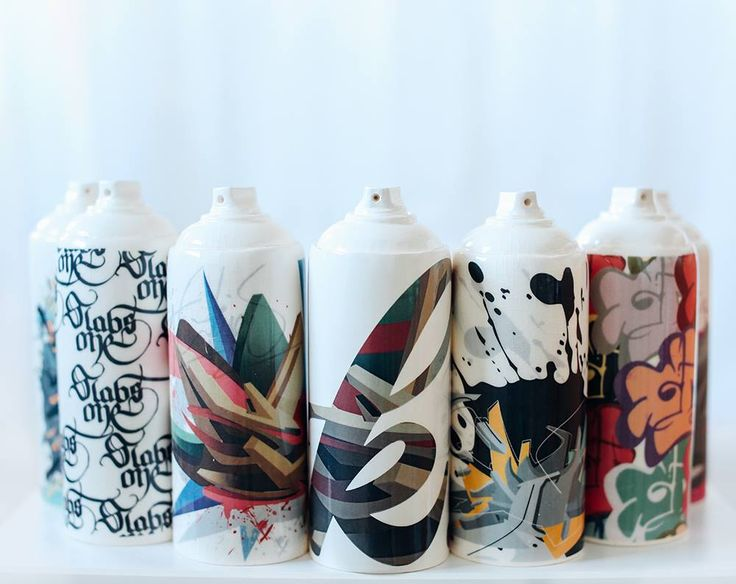 Dan Elborne x Kontraband Studios –Porcelain Ironlak Cans.  Dan Elborne created these stunning porcelain sculptures in collaboration with Kontraband Studios in Toowoomba.  Photograph by : Hannah Roche.