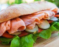 Panini minceur au saumon fumé et aux crudités : http://www.fourchette-et-bikini.fr/recettes/recettes-minceur/panini-minceur-au-saumon-fume-et-aux-crudites.html