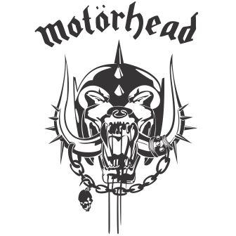 Motorhead Logo Vector Format Coreldraw | Blog Stok Logo