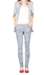 #MeFascinaRipley Jeans Estampados Index