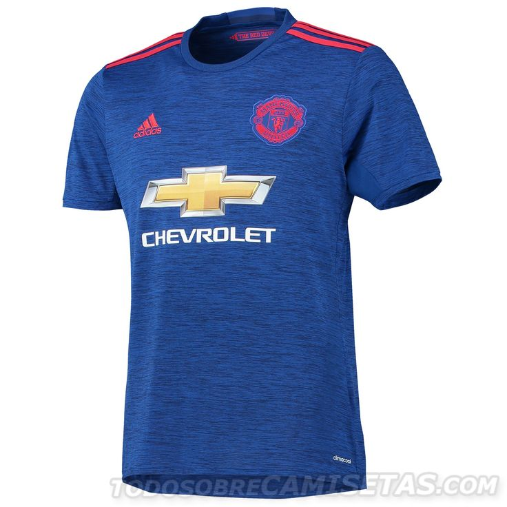 Manchester United adidas 2016-17 Away Kit