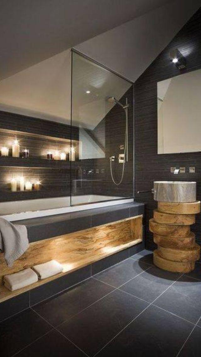 Perfect bathroom, inspirational!!