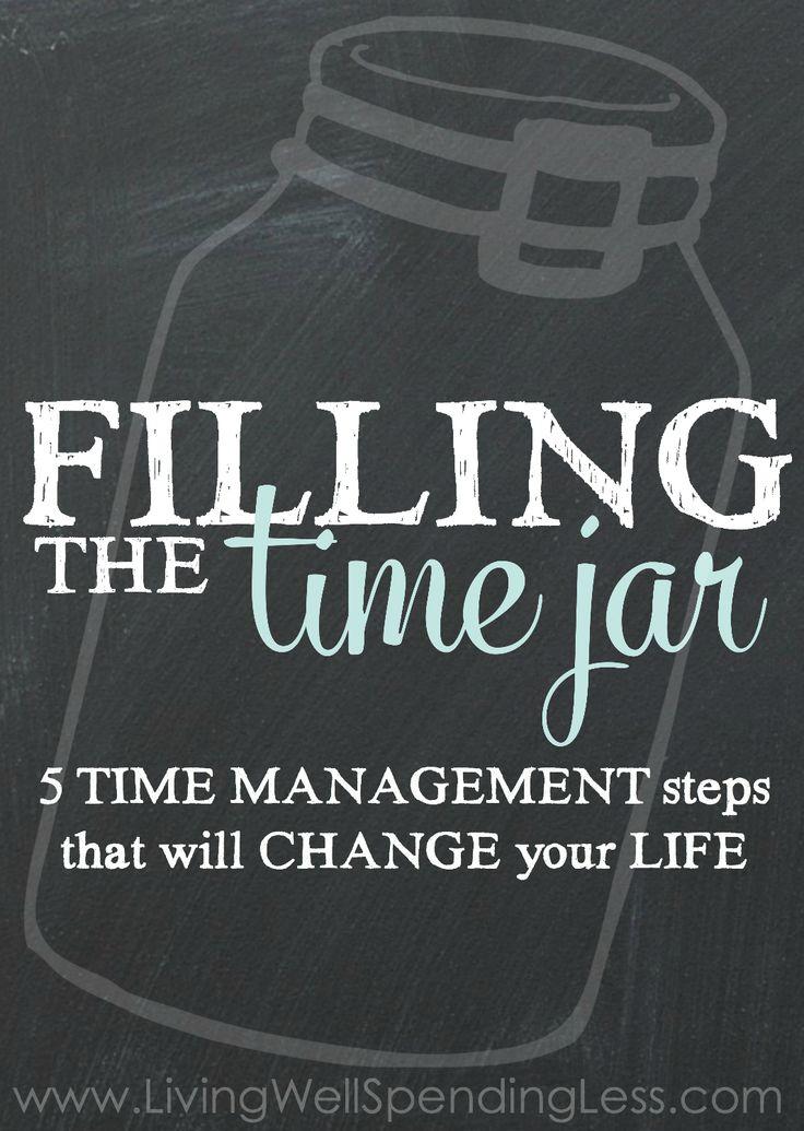 Filling the Time Jar 734 best Career