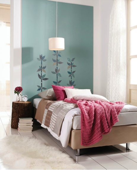 Wall Colour Inspiration: 35 Best Wallpaper & Wall Decals: HGTV HOME™ By Sherwin