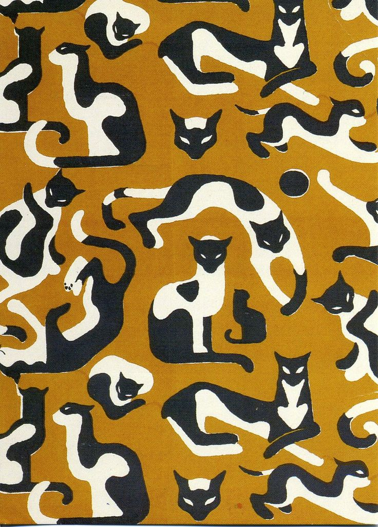 Vintage textile ca. 1941