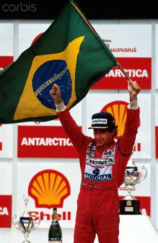 Ayrton Senna (Brazil)