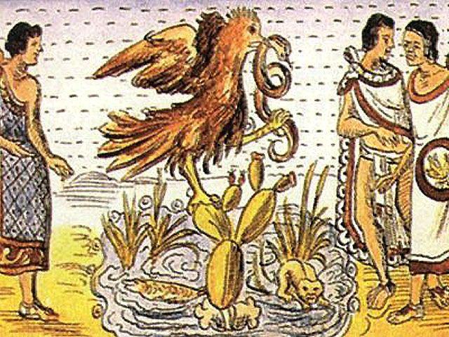 Cerca del actual estado de Nayarit en la República Mexicana, se localiza el mítico lugar, conocido como Aztlán y Teuculhuacán, del que salieron las tribus mexicas o nahuatlacas para un largo peregr...