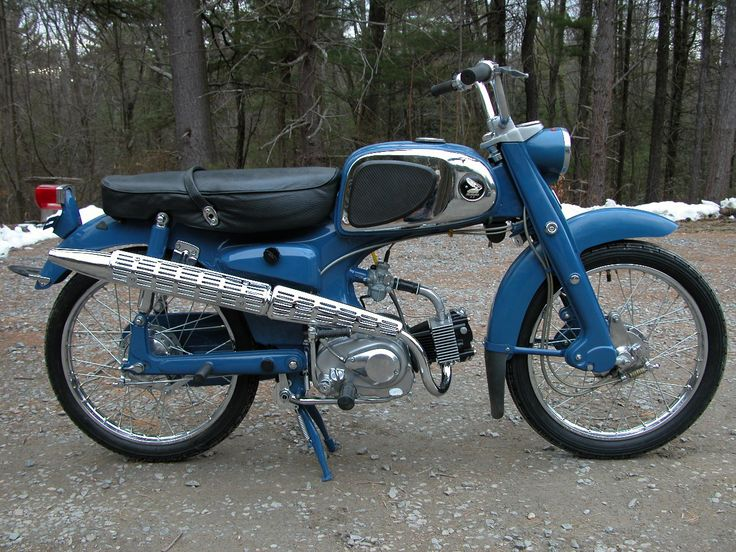 blue 1966 honda sport 50 motorcycles honda motorcycles. Black Bedroom Furniture Sets. Home Design Ideas