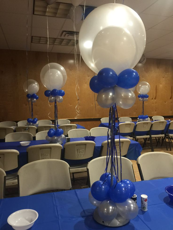 The best balloon centerpieces ideas on pinterest