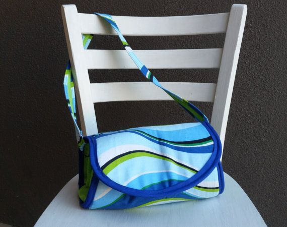 Wavy Wrapsody bag pattern by Studio Kat Designs