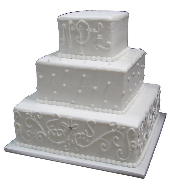 Homestyle Bakery Wedding Cakes