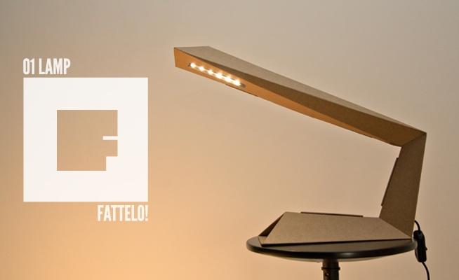 01LAMP #fattelo #DIY @fatteloproject