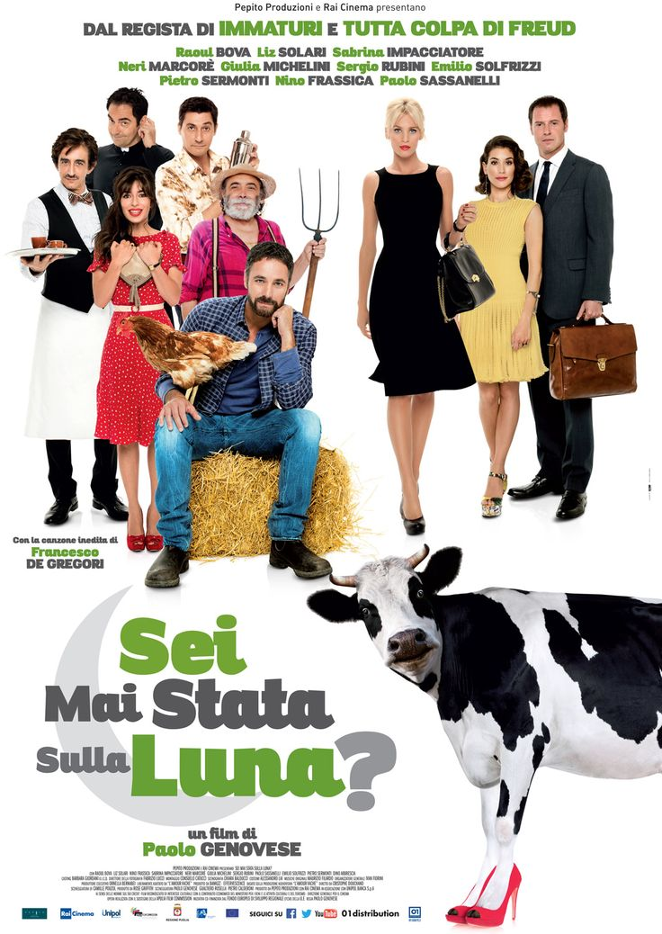 Un film di Paolo Genovese. Con Raoul Bova, Liz Solari, Sabrina Impacciatore, Neri Marcorè, Giulia Michelini.#seimaistatsullaluna #cinema