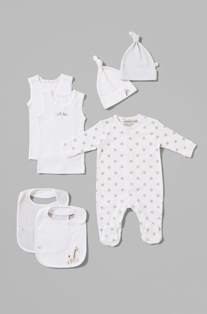 This Gift has everything you need for a stylish & sweet baby ensemble by Marquise. Shop online today for baby clothes & newborn baby gifts online.