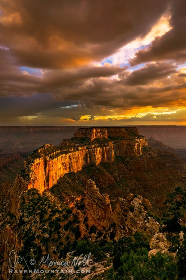 Grand Canyon National Park, Arizona; photo by .Raven Mountain Images on 500px