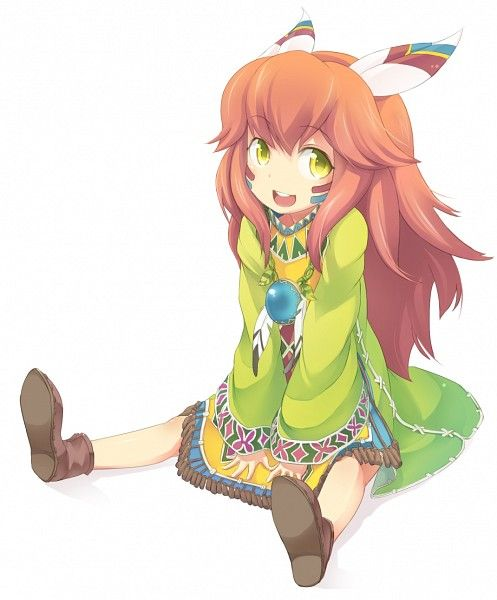 Popoi (Voiced by Emiti Kato): A mischievious and caring sprite