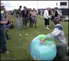 The most perfect moment that ever happened. | 31 GIFs That Will Make You Laugh Every Time