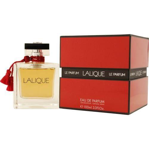 LALIQUE LE PARFUM by Lalique EAU DE PARFUM SPRAY 3.3 OZ