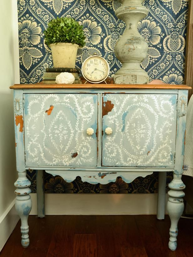Funky Nightstands 38 best night stands images on pinterest   painted furniture
