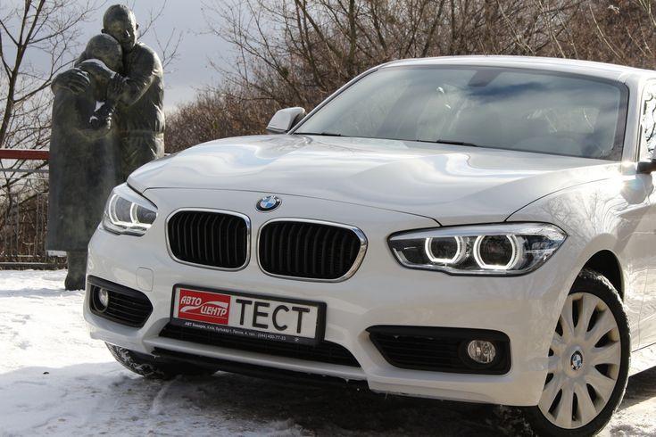 Тест-драйв BMW 1-й серии: История любви