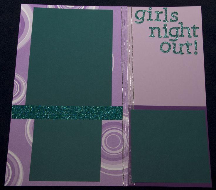 Girls Night Out - Scrapjazz.com