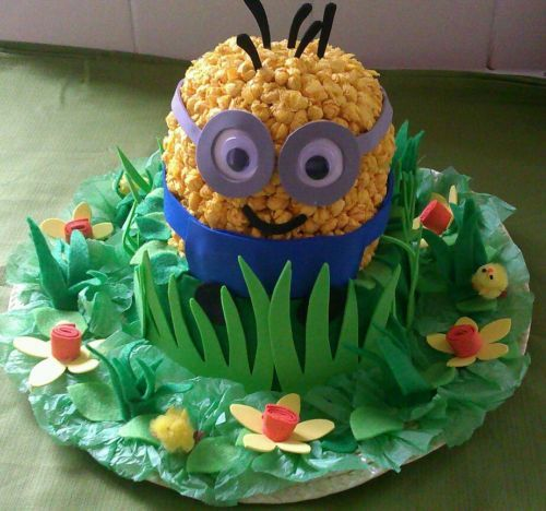 Despicable Me Minion, Handmade Easter Bonnet Hat | eBay