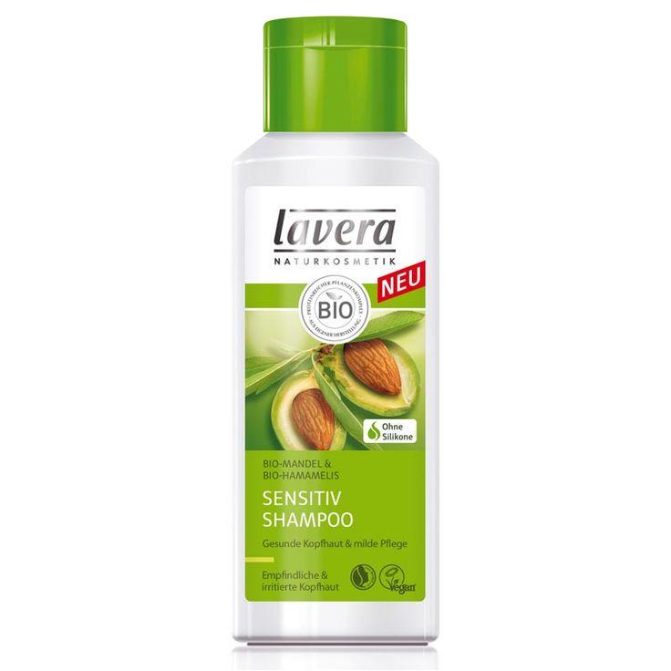 Lavera Sensitive Shampoo, 200ml-827324
