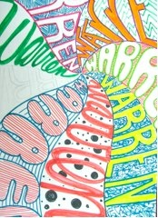 Art Sub Lessons - radial name design
