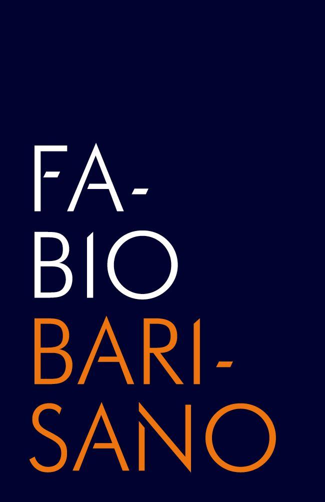 Design de marque : création de l'identité visuelle de Fabio Barisano, ébéniste indépendant (2013)