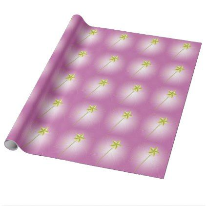 magic wand gold wrapping paper - fun gifts funny diy customize personal