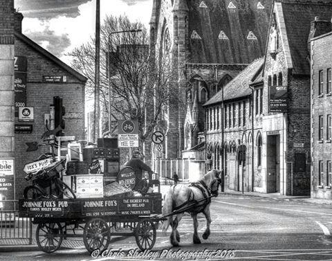 Church Street, Dublin.